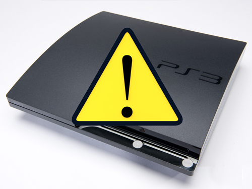 how to delete updates for games on ps3